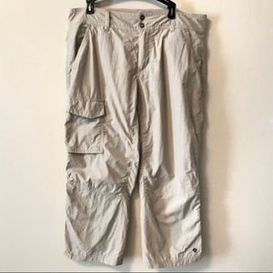 Columbia Capris Size 8 Hiking Pants Athletic